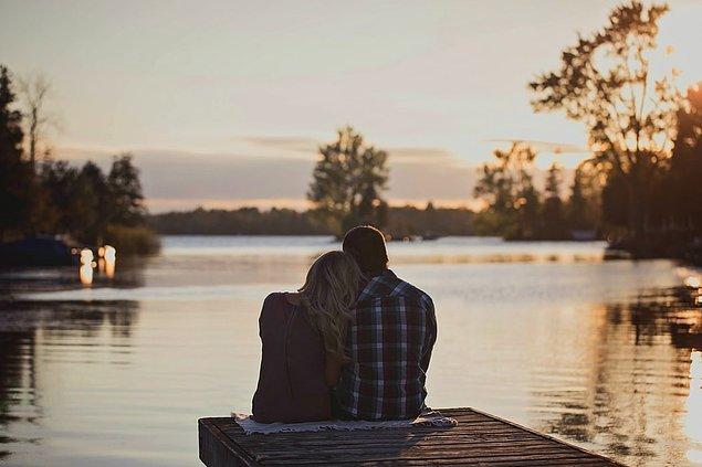 8. İlişkiniz tek taraflıdır.
