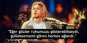 Aramızdan Ayrılalı 27 Yıl Oldu! Kendi Sözlerinden 20 Alıntı ile Kurt Cobain Efsanesi