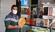 Tunceli'de Bir Fırıncıdan Askıda Kitap Uygulaması: 'Midemiz İçin Ekmeğe, Zihnimiz İçin Kitaba İhtiyacımız Var'