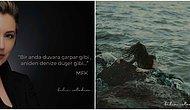 Meltem Farah Konyalı Yazio: Bir Anda Duvara Çarpar Gibi, Aniden Denize Düşer Gibi…