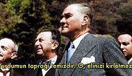 Okuyunca Yüzünüzde Tebessüm Oluşturacak Mustafa Kemal Atatürk'ün Ders Niteliğinde Verdiği Tarihi Ayarlar