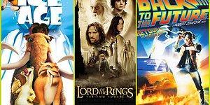 Bu Sahnelerin Serinin Hangi Filmine Ait Olduğunu Sadece Gerçek Filmkolikler Bulabilecek!