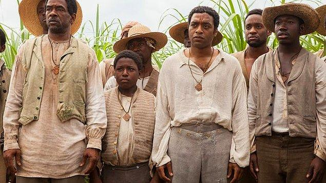 42. 12 Yıllık Esaret / 12 Years a Slave (2013)