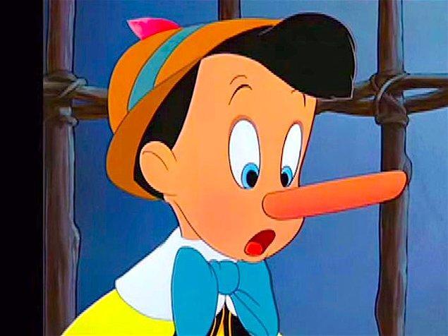 13. Pinokyo / Pinocchio (1940)