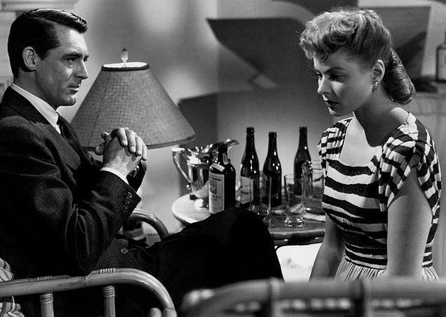 8. Aşktan da Üstün / Notorious (1946)