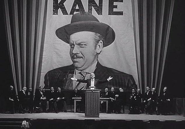 1. Yurttaş Kane / Citizen Kane (1941)