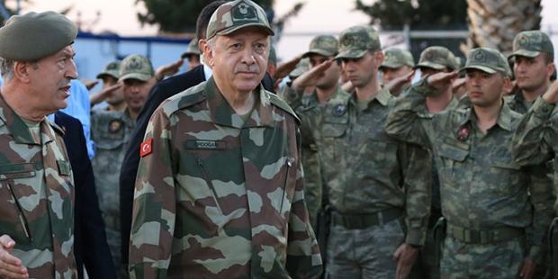 Erdoğan: 'Rabbime Böyle Bir Ordunun Başkomutanı Sıfatını Bahşettiği İçin Binlerce Kez Hamdüsenalar Ediyorum' - onedio.com