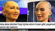 İnsandan Daha Çok İnsana Benzeyen Robot Sophia'nın Yazacağı Aşırı Yaratıcı Şarkı Sözleri Kahkaha Attıracak