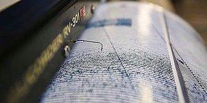 Datça Açıklarında 4.6 Büyüklüğünde Deprem! AFAD ve Kandilli Rasathanesi Son Depremler