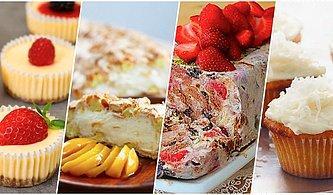 Canınız Tatlı İstediğinde Sizi Mutfağa Koşturacak Birbirinden Güzel 12 Tatlı Tarifi