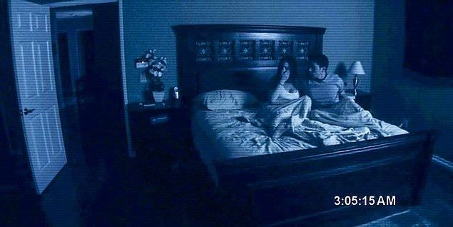 1. Paranormal Activity (2007)