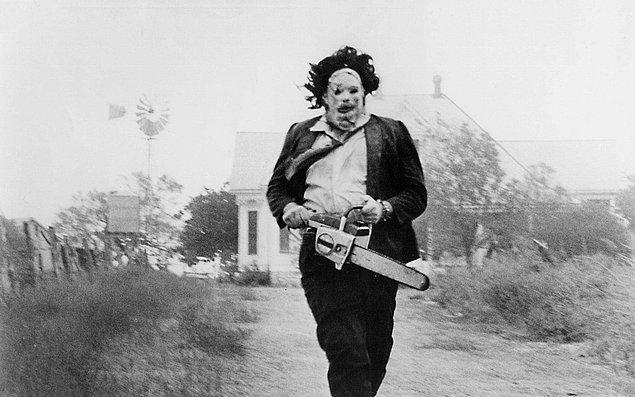 10. The Texas Chain Saw Massacre (1975)