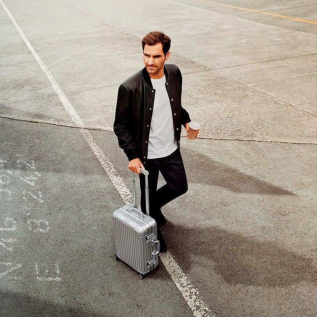 25. Roger Federer