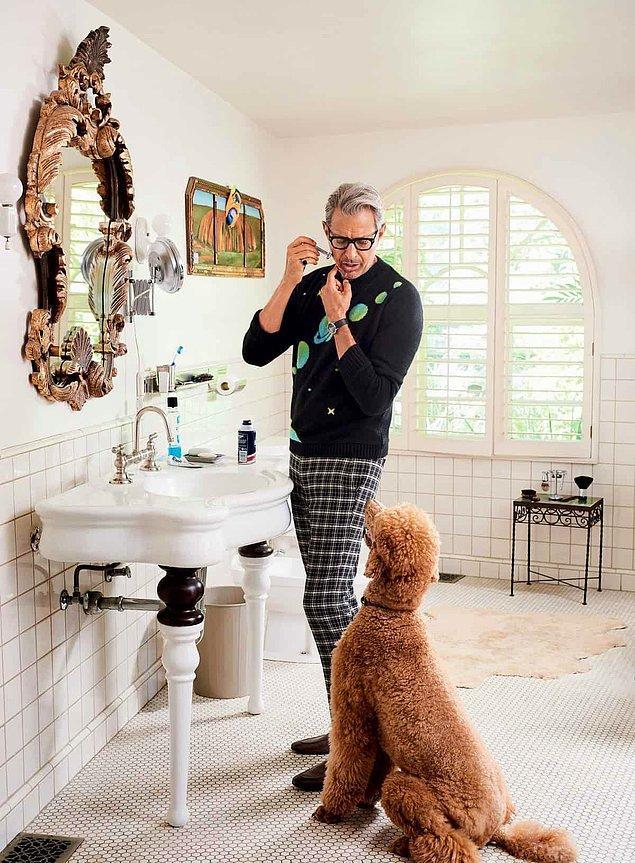 19. Jeff Goldblum
