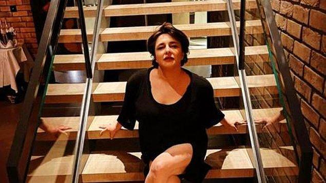 Bu hafta Armağan Çağlayan'da, yaptığı açıklamalar ve paylaşımlarla son dönemde sıkça gündem olan oyuncu Esra Dermancıoğlu vardı.