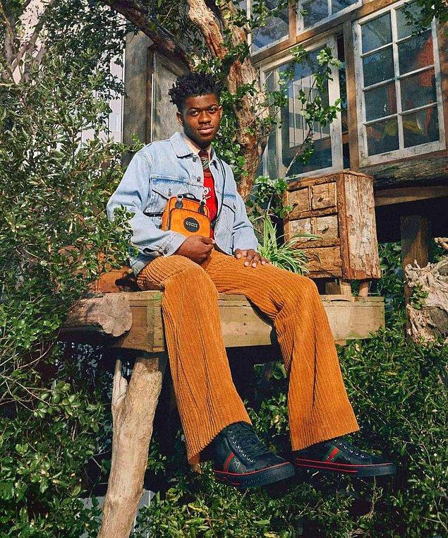 8. Lil Nas X