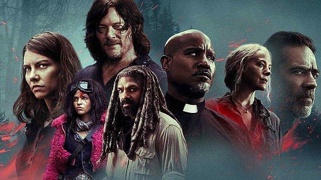 6. The Walking Dead'in 24 bölüm sürecek olan final sezonu 22 Ağustos'ta başlıyor.