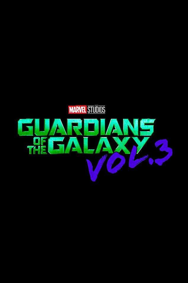 16. James Gunn, merakla beklenen Guardians of the Galaxy Vol. 3'nin çekimlerinin bu yıl başlayacağını açıkladı.