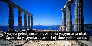 Antik Yunanistan Hakkında Muhtemelen Daha Önce Duymadığınız 17 İlginç Bilgi
