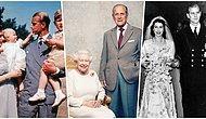 73 Yıldır Evli Olan Prens Phillip ve Kraliçe 2. Elizabeth'in Masallara Konu Olacak Aşk Hikayesi