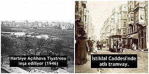 Doyulmaz Güzelliği ve Merak Uyandırıcı Tarihiyle Eski İstanbul'a Ait 120 Fotoğraf