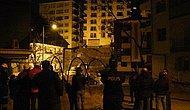 Ankara'da Temeli Kayan Apartman Nedeniyle 21 Bina Tahliye Edildi