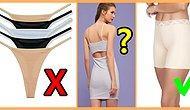 Oluşturduğun Kombine ve Vücut Tipine Göre Hangi Külotu Giymen Gerektiğini Anlatıyoruz