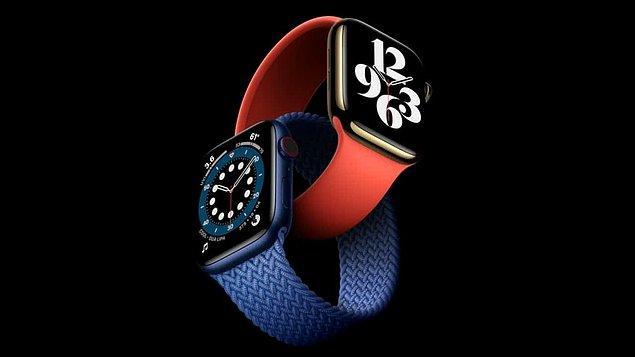 2. Apple Watch Series 6