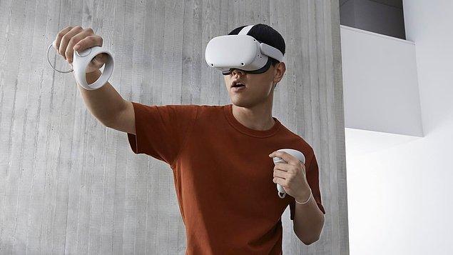 4. VR Shinecon sanal gerçeklik gözlüğü