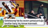 Aslan Yine Takıldı! Futbola Dair Her Şeyi Gördüğümüz Maçta Galatasaray ve Karagümrük Puanları Paylaştı