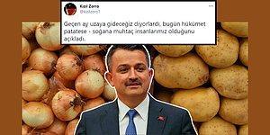 'Fakir Fukaraya, Garip Gurebaya Dağıtılacak Olan Ücretsiz Patates ve Soğan' Haberine Gelen Tepkiler