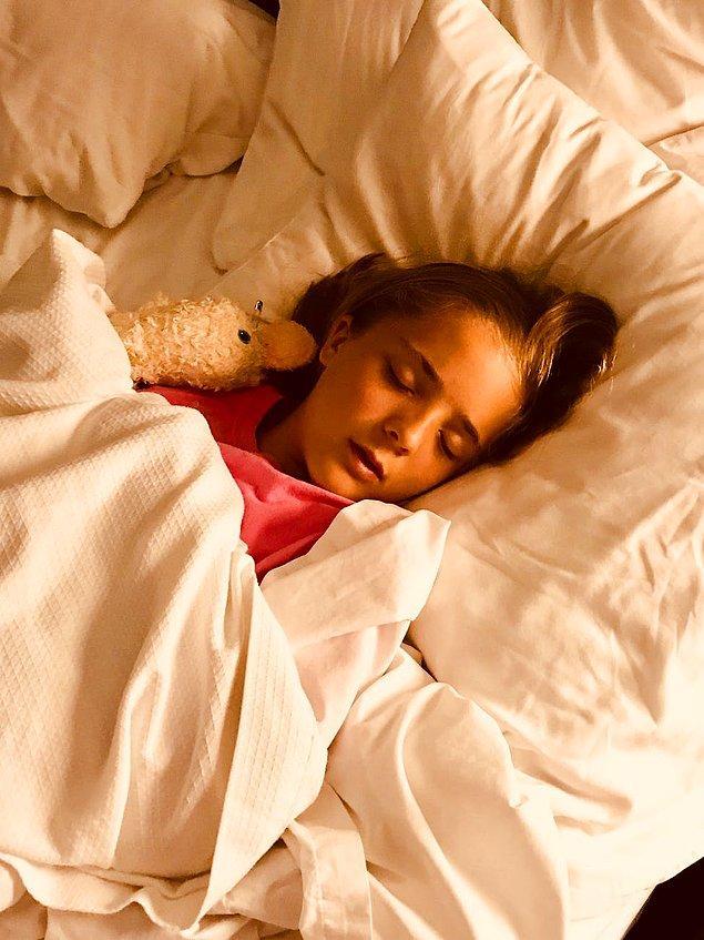 Derin uyuma esnasında daha derin ve yavaş nefesler alırsınız.