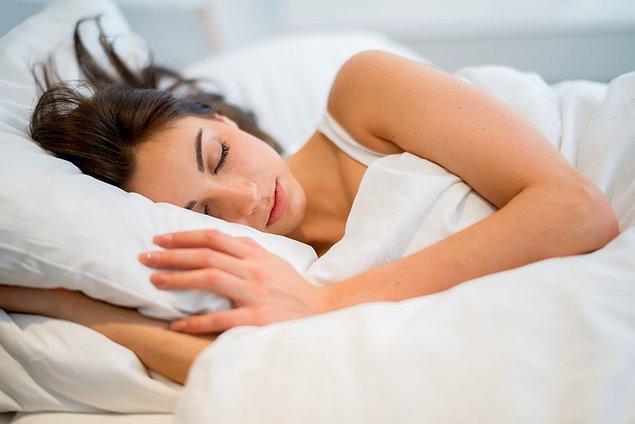 Birincil stres hormon seviyesi düşer ve güne rahat başlarsınız.