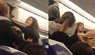 Tunus'tan İstanbul'a Gelen Uçakta Kavga Çıktı: Yolcular Birbirine Girdi, Uçuş 5 Saat Gecikti