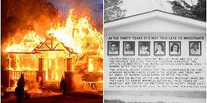 Evlerinde Çıkan Büyük Bir Yangın Sonrası 5 Çocuğu Ortadan Kaybolan Sodder Ailesinin Gizemli Hikayesi