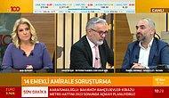 İsmail Saymaz: 'Hakan Ural'ın Fikir Beyan Ettiği Meselede Amiraller Konuşmayacak da Balıkçılar mı Konuşacak'
