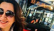 Manisa'nın Tek Kadın Halk Otobüs Şoförü Kod 29'la İşten Çıkarıldı