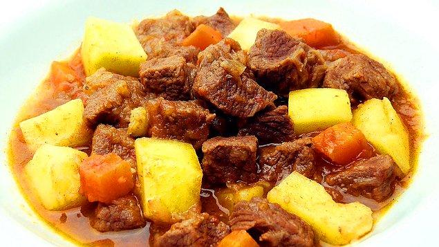 6. Tas Kebabı Tarifi: