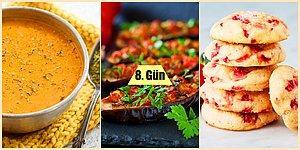 Ramazan'ın 8. Günü İçin Hazırlayabileceğiniz İki Farklı İftar Menüsü Önerisi