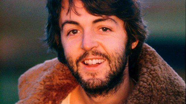 9. Paul McCartney