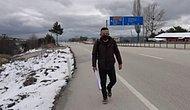 Sesini Duyurmak İçin Kastamonu'dan İstanbul'a Yürüyor: 1 Günlük Evlilik Yüzünden, 4 Yıldır Ödenen Nafaka...