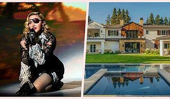 Madonna'nın The Weeknd'den 19.3 Milyon Dolara Satın Aldığı Görenlerin Dudağını Uçuklatan Ultra Lüks Malikânesi