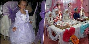 Tartışma Var: Kız Çocuklarına Düğünlerde Gelinlik Giydirilmesi Sapkınlık mıdır?