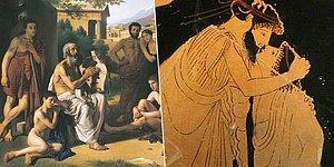 Yaş Problemine Dayalı Bir Cinsellik Algısına Sahip Olan Antik Yunan'daki Acayip Gelenekler