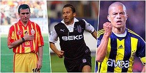 Türkiye Süper Ligi'nin Gelmiş Geçmiş En İyi 11'ini Seçiyoruz!