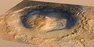 NASA Verileri Ortaya Çıkardı: Mars Toprakları Bir Anda Çoraklaşmadı