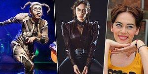 Alev Alev'in Cemre'si Demet Evgar Reşit Bile Değilken Tiyatro Sahnelerinin Tozunu Attırıyormuş