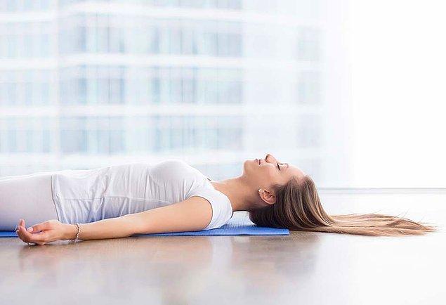Bir oturuşta 1 saatlik bir meditasyon yapmanız gerekmiyor.