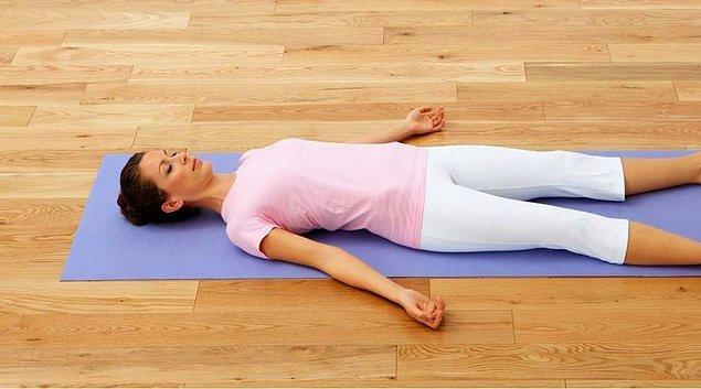 Yanlış bir Yoga Nidra mümkün değil!