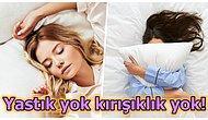 Yastık Olmadan Uyumaya Başlarsanız Cildinizde Neler Değişir?